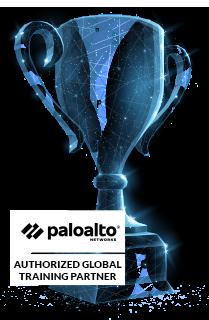 Palo Alto Networks Training Award