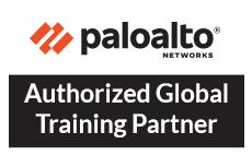 Palo Alto Authorized Global Training Partner Logo