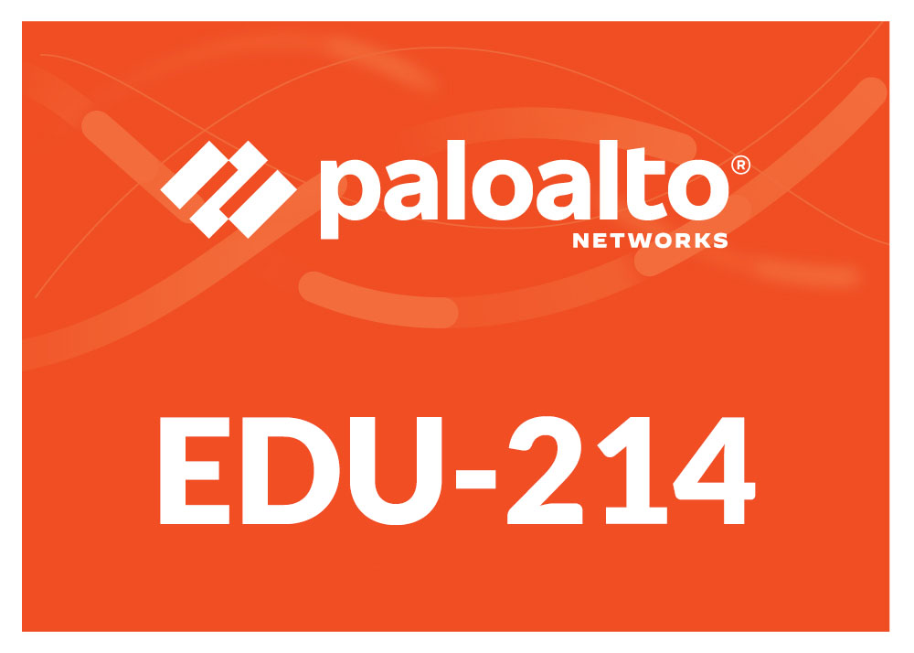 Palo Alto Networks EDU-214 Training Logo