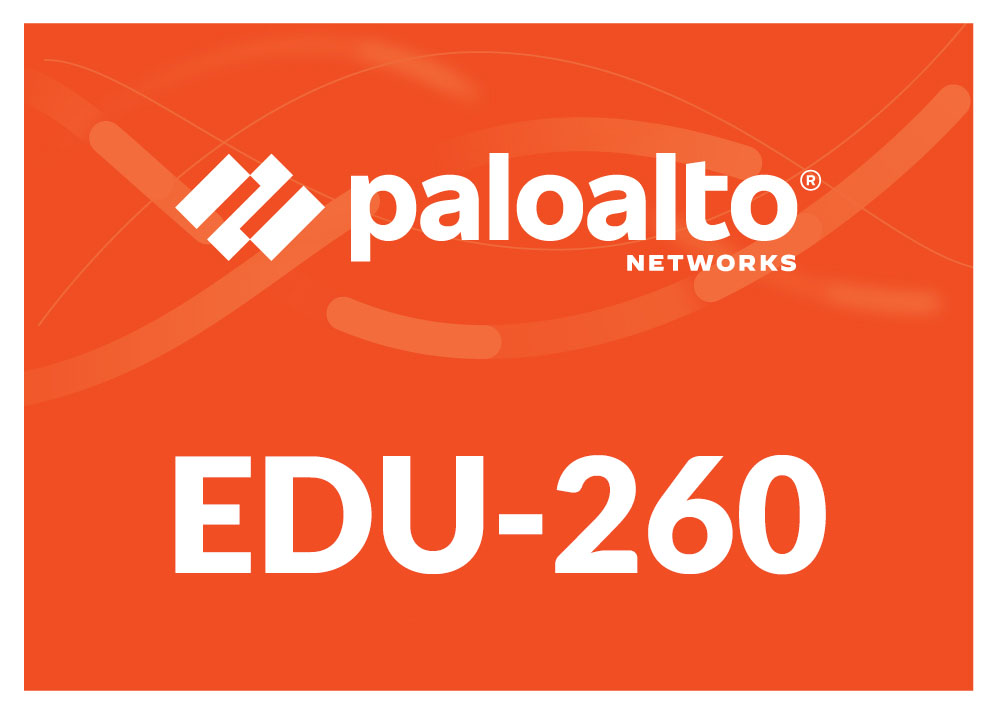 Palo Alto Networks EDU-260 Training Logo
