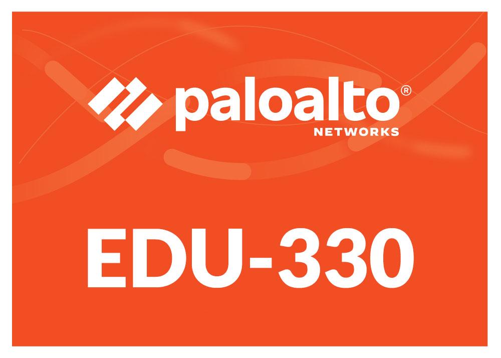 Palo Alto Training FireWall Troubleshooting EDU-330 Logo