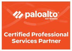 Palo Alto Certified Professional Service Provider (CPSP) Logo