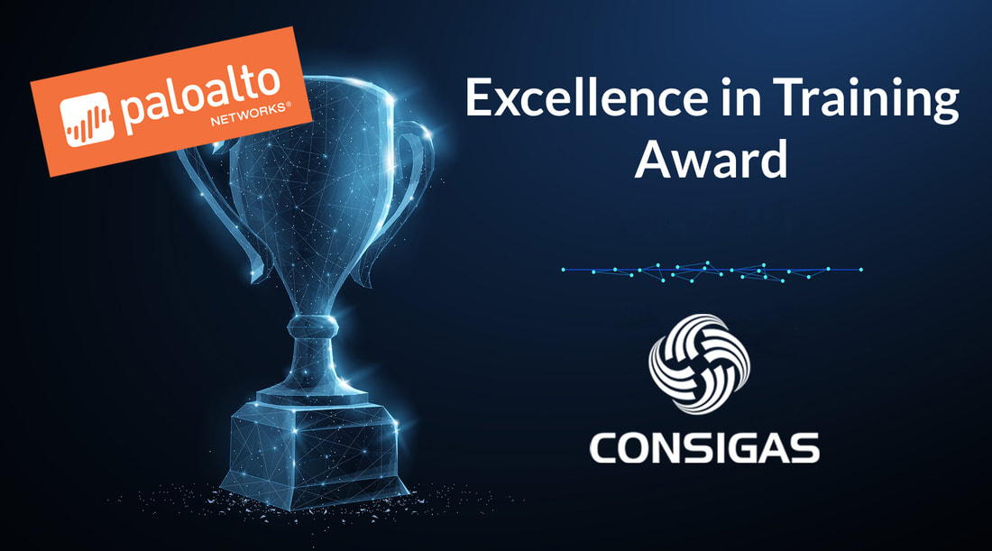 Palo Alto Training Award for EMEA