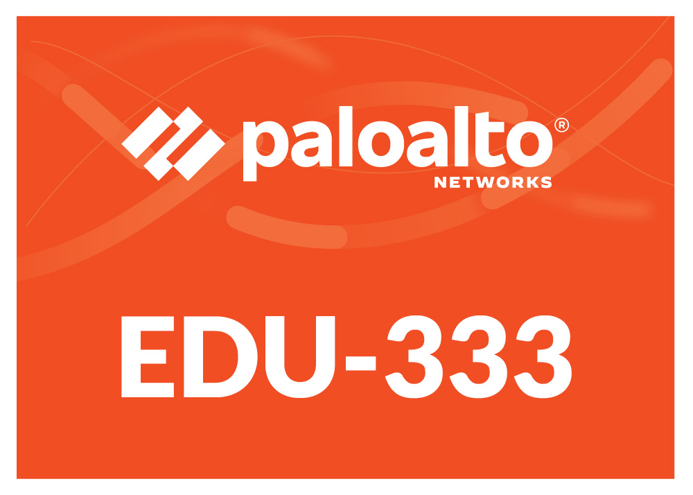 Palo Alto Networks EDU-333 Training Logo